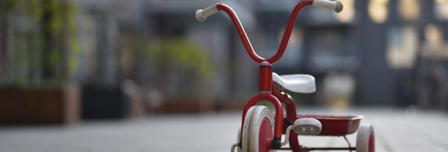 vélo 3 roues